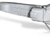 Hindenburg Stellar Battleship - 1:20000 3d printed