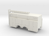 1/87 Rosenbauer Pumper Tanker Body Compartment Doo 3d printed