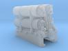 1/192 USN Smoke Screen Generator 3d printed