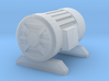 1/87th Electric motor power unit 3d printed