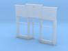 Small Retail Facade 3d printed