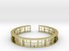 WINDOW Bracelet Medium Size D=60mm 3d printed