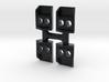SP Nose Light (Removed Gyralite) - N 3d printed