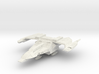 F-17B WindDragon Assault Ship  Wings Up And Landin 3d printed
