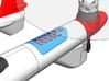 TRIDENT_Tail Fuselage_ESC Lid 3d printed