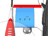 TRIDENT_Wing-RH 3d printed