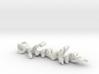 Twine Code/Lyoko 3d printed