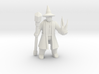 General Wizard Mini (Staff and Spell) 3d printed