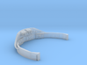 YT1300 DEAGO CABIN UPPERWALL ADDON PARAGRAPHIX 3d printed