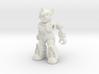 Unlikeable Unicorn (Plastic) 3d printed