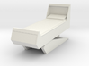 Sickbay Bed (Star Trek Classic), 1/30 3d printed