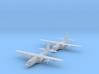1/700 MC-130 w/Gear x2 (FUD) 3d printed