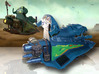 MOTUC Jet Sled Saddlebags 3d printed