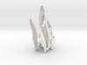 1:2 Utahraptor skull 3d printed