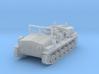PV114C Type 98 Ro-Ke Artillery Tractor (1/87) 3d printed