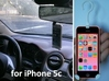 iPhone 5c car holder 3d printed