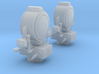 1/96 USN 36 inch Searchlight Set 3d printed