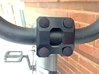 Stem Bolt Plugs for Your Bike!* 3d printed All black!