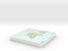 Chalky Island / Te Kakahu  - 15cm / 1:50k 3d printed