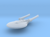 Excelsior Class Refit 1/7000 for Attack Wing 3d printed