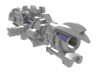 [CCC] Linearity Cannon 3d printed