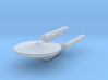 Federation Class 1/7000 3d printed