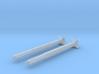 V3E A-Darter Air-to-Air Missile 3d printed