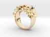 Ring Studs Bolder 3d printed