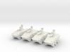 1/144 VBTP-MR Guarani (RWS) (x4) 3d printed