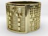 BABA OSA MEYI Ring Size 14 3d printed