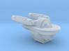 Terran Wotan Class Automated Transport - 1:7000 3d printed