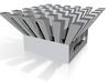 Heatsink 40mm Fan Size 3d printed HeatSink! 40mm Fan