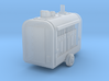 Industrial Compressor Unit, N Scale, Detailed 3d printed