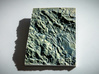 Superstition Mtns, Arizona, USA, 1:100000 Explorer 3d printed Photo by L. Eldert
