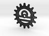 Libra Gear 3d printed