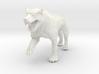 Dungeon Dog: Warrior 3d printed