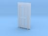 Standard Building  Door #1 3d printed