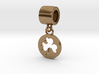 Pandora Style Clover Charm 3d printed