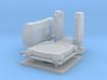1:144 scale RIM-116 RAM Launcher 3d printed