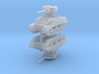 1/285 Grizzly I cruiser (x2) 3d printed