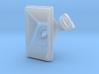 Land Rover Defender square pocket Fuel Filler (1/ 3d printed