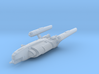 SS Conestoga 1/4400 Attack Wing 3d printed