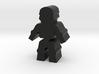 Game Piece, Skeleton, standing 3d printed