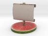 Melon Fleet 3d printed