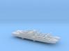 Mashu-class replenishment oiler x 2, 1/6000 3d printed