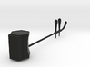 Keychain: Erhu 3d printed