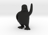 Linux Tux High Five - Standing Model 3d printed