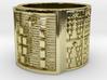 OGBEDI Ring Size 13.5 3d printed