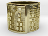 IROSOSA Ring Size 11-13 3d printed