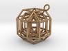 """Pendant """"Diamond pheromone"""" 3d printed"""